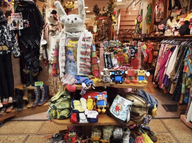 typical shop in Japan