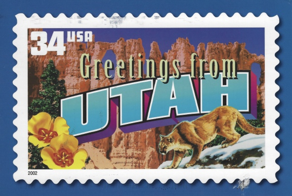 Postcard from Utah