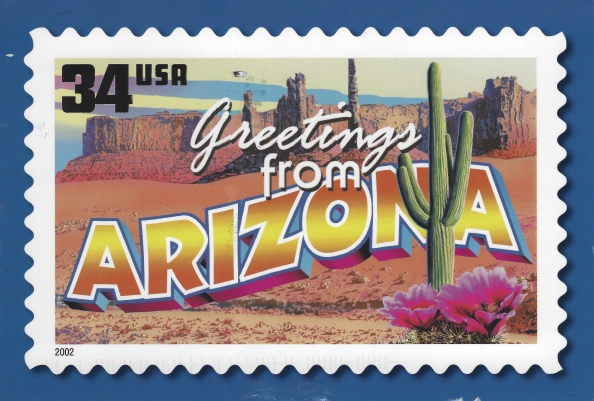 Postcard from Arizona