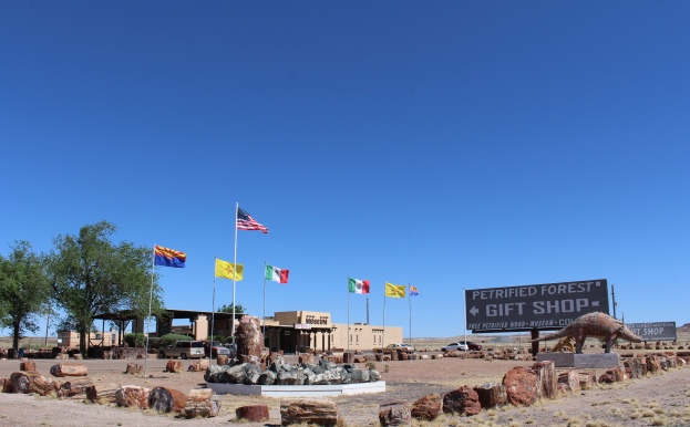 Petrified Forest Gift Shop