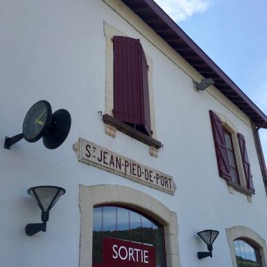 St-Jean-Pied-de-Port station