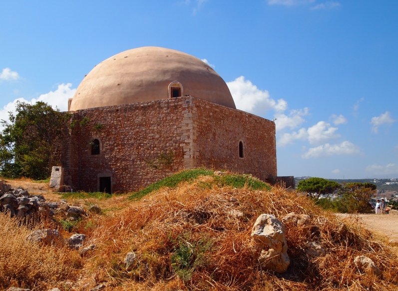 Ottoman Mosque of the Sultan Ibrahim Han on Crete