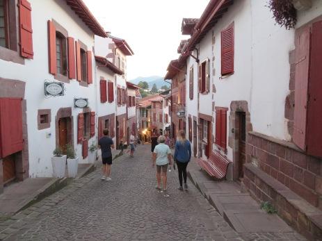 old town of St-Jean-Pied-de-Port