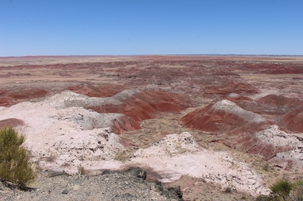 The Painted Desert Rim Trail