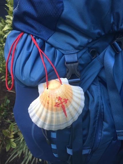 My Camino shell