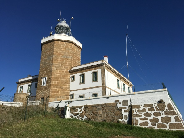 lighthouse at Finisterre