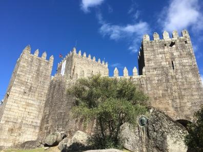 Castelo at Guimarães