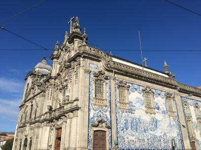 Igreja do Carmo in Porto