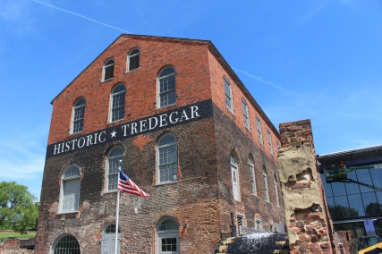Tredegar Iron Works in Richmond
