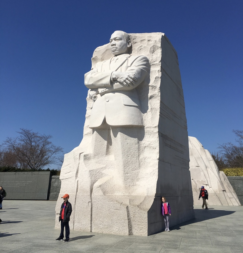Martin Luther King Memorial, D.C.
