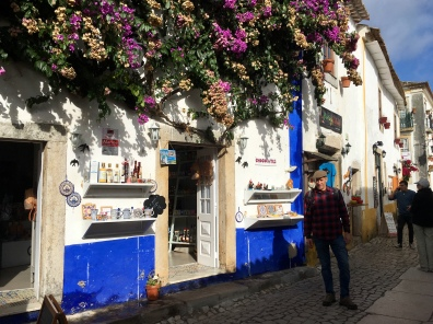 Mike in Óbidos
