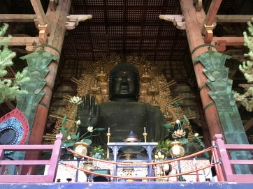 Nara's Big Buddha