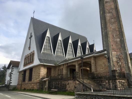 Espinal - Iglesia de San Bartolemé