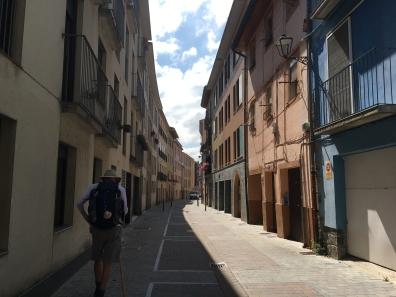 outskirts of Pamplona