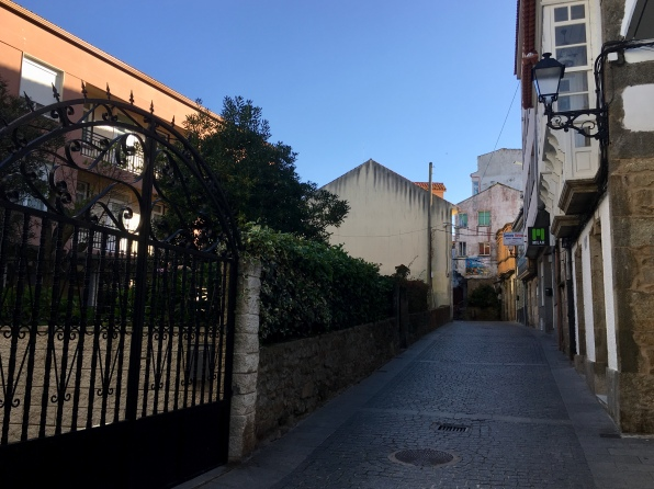 streets of Finisterre