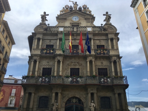 City Hall Pamplona