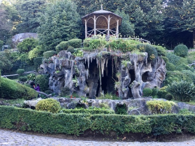 grotto at Bom Jesus do Monte