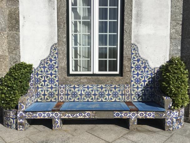 azulejos at Nossa Senhora do Sameiro