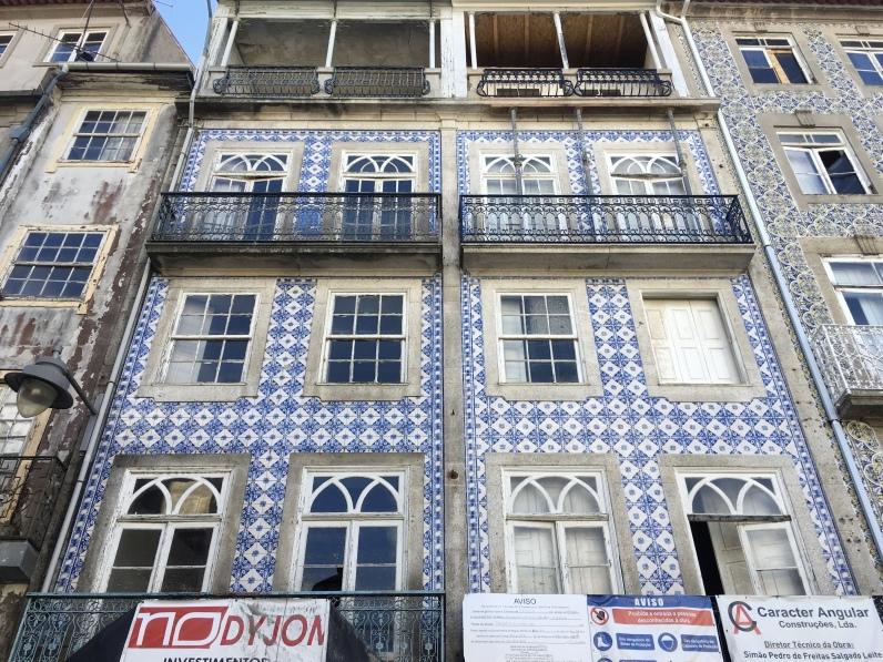 streets of Braga