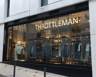 Throttleman for men