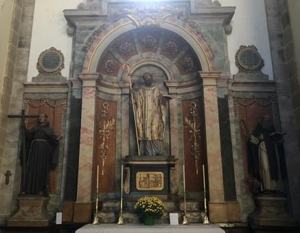 Igrexa de San Fructuoso