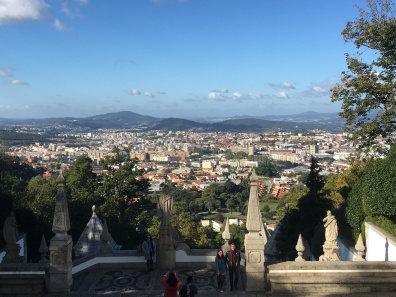 view from Bom Jesus