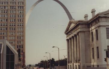 Gateway Arch 1979