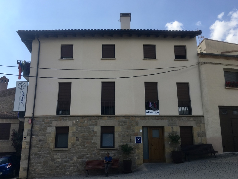 Villamayor de Monjardín Albergue