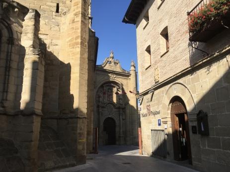 Iglesia de Santa María in Viana
