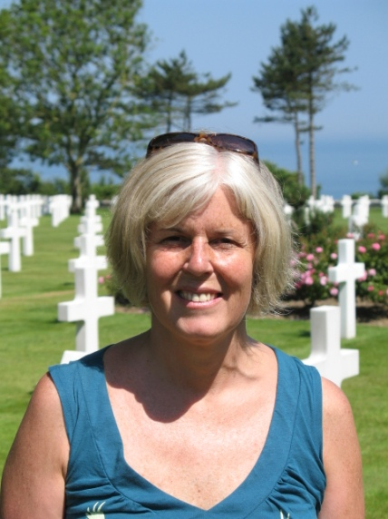 me at American Cemetery