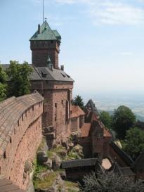 Haut-Koenigsburg Castle