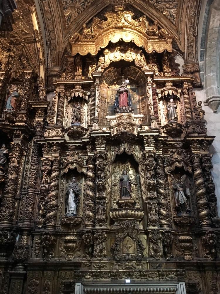 Altarpiece Museum at Igreja de São Francisco