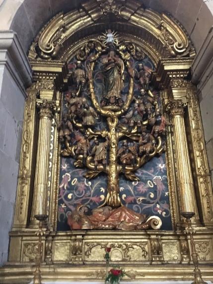 detail Igreja de São Francisco