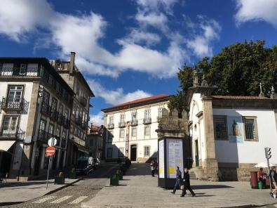 Streets of Guimarães