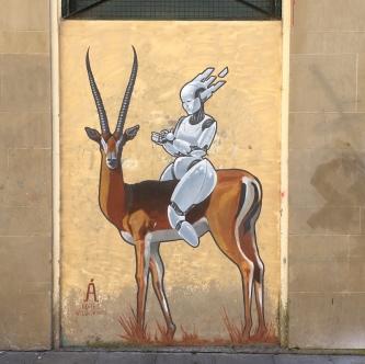 antelope man