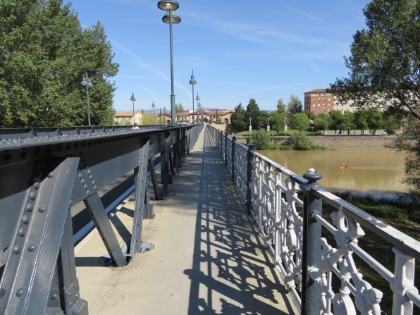 bridge over río Ebro