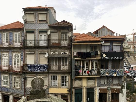 Porto streets