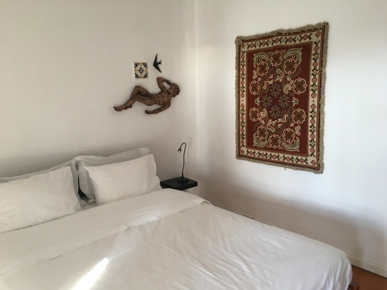 bedroom in Porto Airbnb