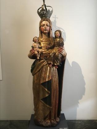 Museum at Igreja de São Francisco