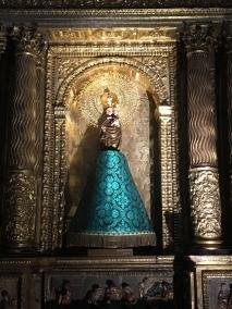 inside Catedral de Santa María de la Redonda