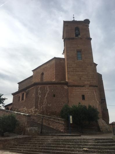 Iglesia Parroquial de Ntra. Sra. de los Angeles