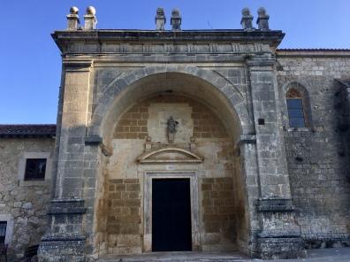 Monastery at San Juan de Ortega