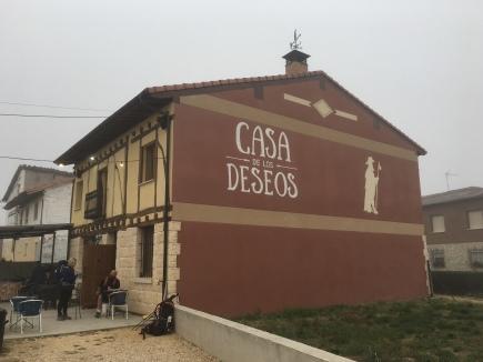 Casa de los Deseos