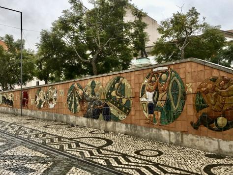 Aveiro's street art