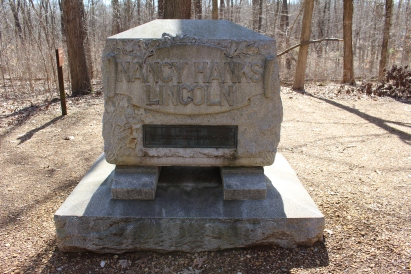 memorial to Nancy Hanks Lincoln
