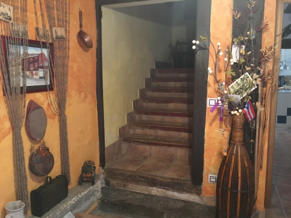 inside La Encantada