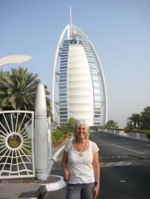 me at Burj Al Arab in 2010