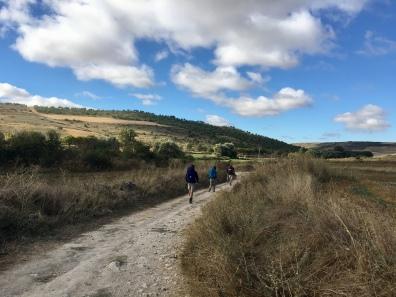Hontanas to San Antón