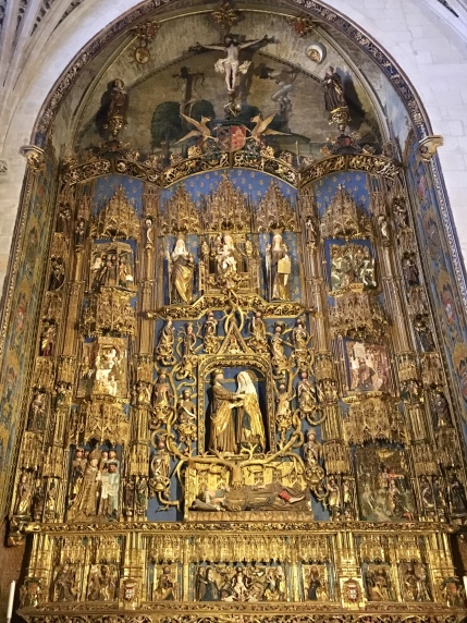 Altarpiece of the Chapel of St. Anne