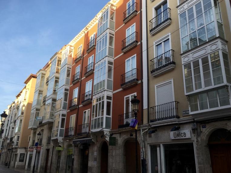 streets of Burgos